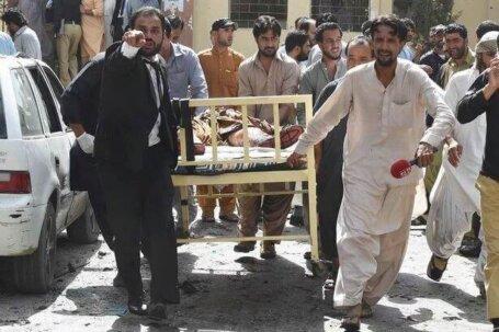 lawyer attacks in Pakistan