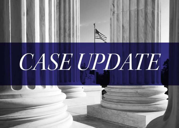 Talk of the Town Case Update