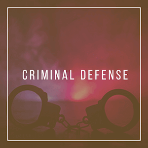 California Criminal Defense Attorneys