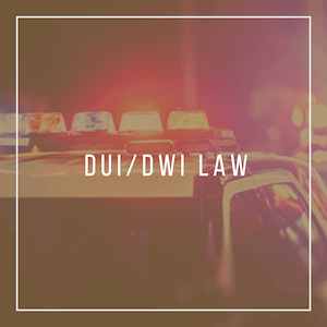 California DUI Attorneys