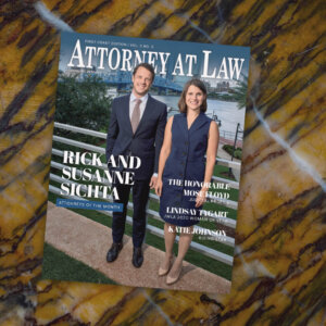Attorney at Law Magazine First Coast Vol. 5 No. 5