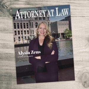 Attorney at Law Magazine Minnesota Vol. 9 No. 8