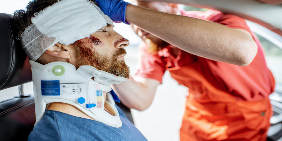 3 injuries You Get from A Side Collision Motor Vehicle Accident