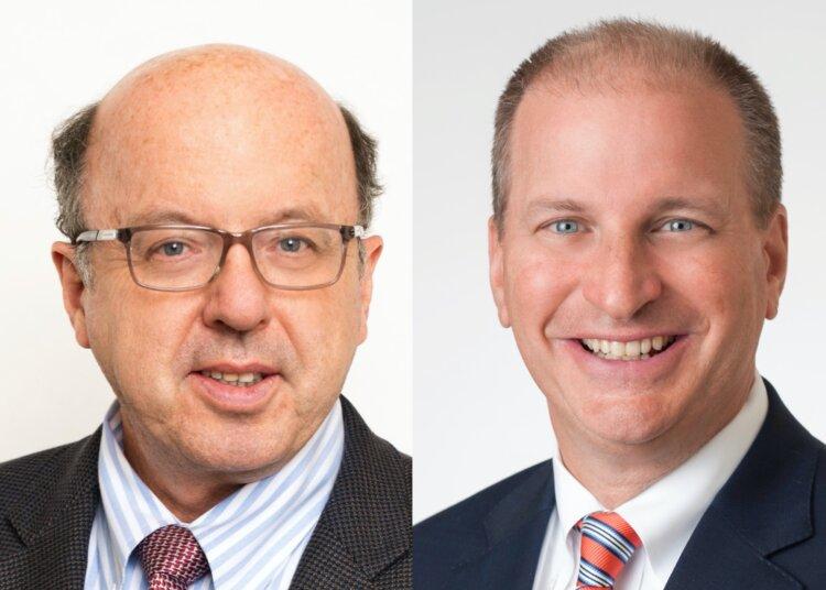 Douglas Patin and Robert Symon