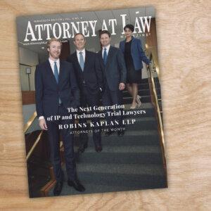 Attorney at Law Magazine Minnesota Vol. 9 No. 9
