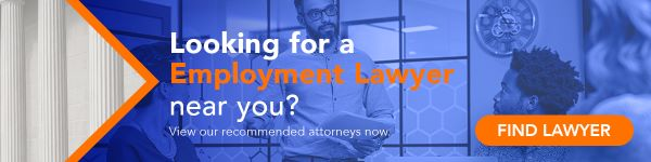LLA Employment Law Banner