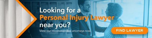 LLA Personal Injury Banner