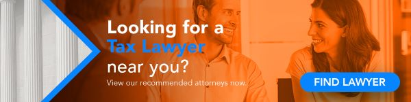 LLA Tax Law Lawyer Banner