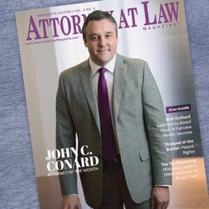 Attorney at Law Magazine Minnesota Vol. 8 No. 3