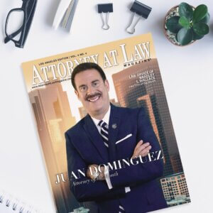 Attorney at Law Magazine Los Angeles Vol. 4 No. 4