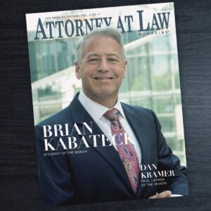 Attorney at Law Magazine Los Angeles Vol. 4 No. 5