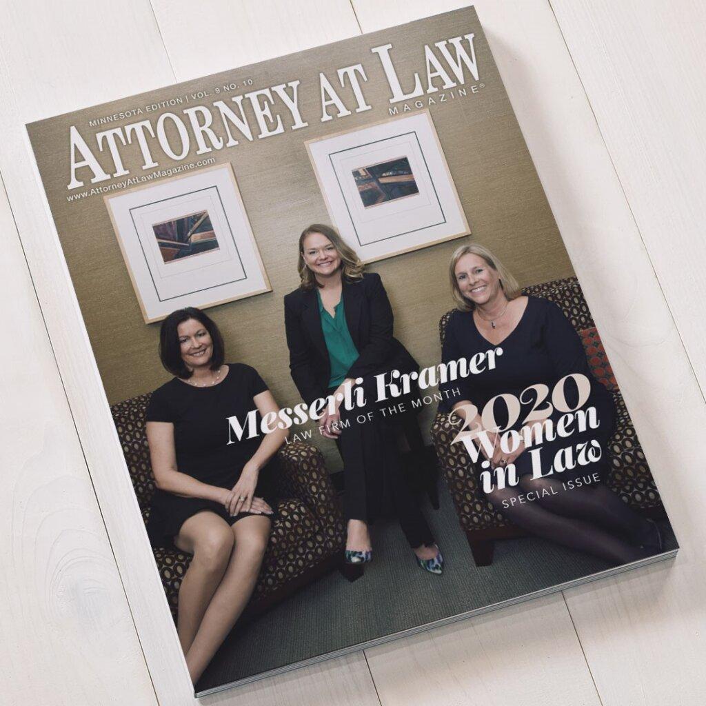 Attorney at Law Magazine Minnesota Vol. 9 No. 10