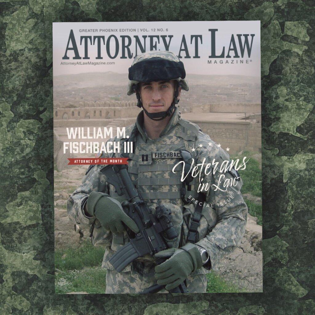 Attorney at Law Magazine Phoenix Vol. 12 No. 6