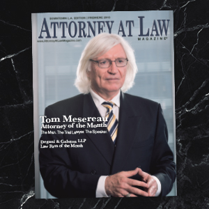Attorney at Law Magazine Los Angeles Premiere 2015