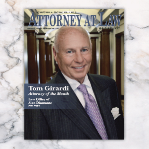 Attorney at Law Magazine Los Angeles Vol. 1 No. 2
