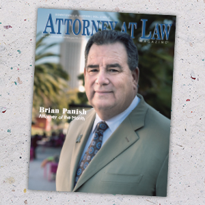 Attorney at Law Magazine Los Angeles Vol. 2 No. 1
