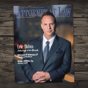 Attorney at Law Magazine Los Angeles Vol. 2 No. 3