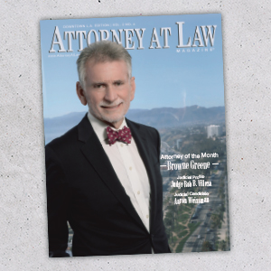 Attorney at Law Magazine Los Angeles Vol. 2 No. 4