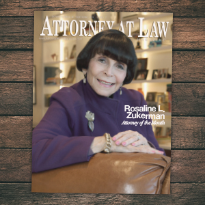 Attorney at Law Magazine Los Angeles Vol. 2 No. 7