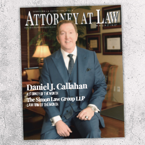 Attorney at Law Magazine Los Angeles Vol. 2 No. 8
