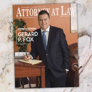 Attorney at Law Magazine Los Angeles Vol. 3 No. 1