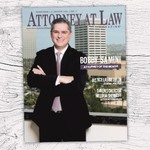 Attorney at Law Magazine Los Angeles Vol. 3 No. 2