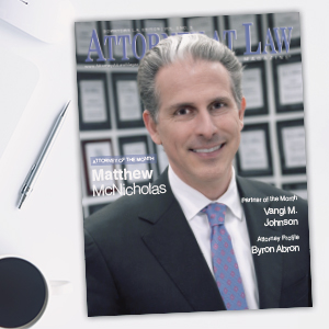 Attorney at Law Magazine Los Angeles Vol. 3 No. 3