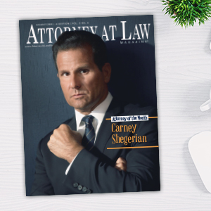 Attorney at Law Magazine Los Angeles Vol. 3 No. 5