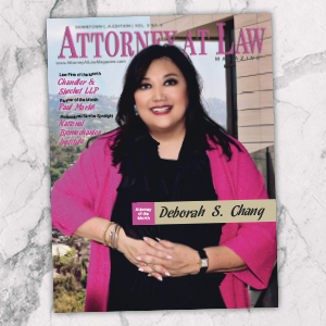 Attorney at Law Magazine Los Angeles Vol. 3 No. 6