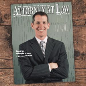 Attorney at Law Magazine Minnesota Premiere