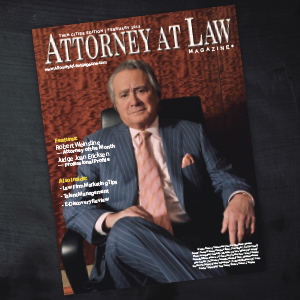 Attorney at Law Magazine Minnesota Vol. 2 No. 2