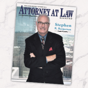 Attorney at Law Magazine Minnesota Vol. 3 No. 10