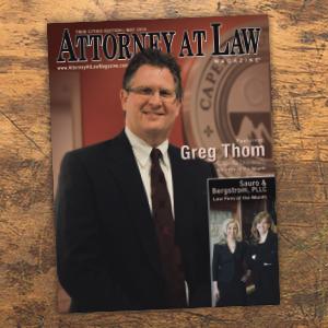Attorney at Law Magazine Minnesota Vol. 3 No. 5