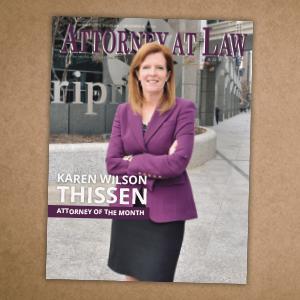Attorney at Law Magazine Minnesota Vol. 4 No. 12