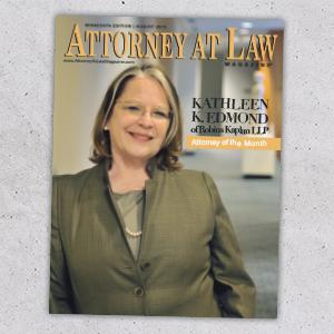 Attorney at Law Magazine Minnesota Vol. 4 No. 8