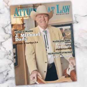 Attorney at Law Magazine Minnesota Vol. 5 No. 12