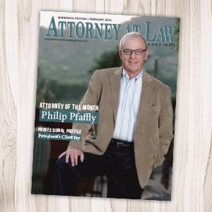 Attorney at Law Magazine Minnesota Vol. 5 No. 2