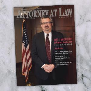 Attorney at Law Magazine Minnesota Vol. 5 No. 3