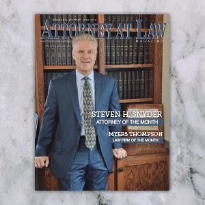 Attorney at Law Magazine Minnesota Vol. 5 No. 6