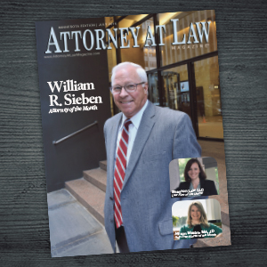Attorney at Law Magazine Minnesota Vol. 5 No. 7