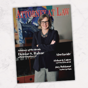 Attorney at Law Magazine Minnesota Vol. 6 No. 1