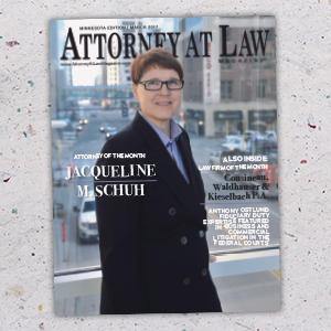 Attorney at Law Magazine Minnesota Vol. 6 No. 3