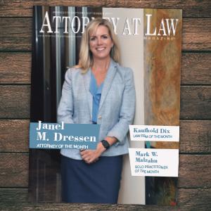 Attorney at Law Magazine Minnesota Vol. 6 No. 9