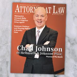 Attorney at Law Magazine Minnesota Vol. 7 No. 1