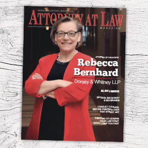 Attorney at Law Magazine Minnesota Vol. 7 No. 3