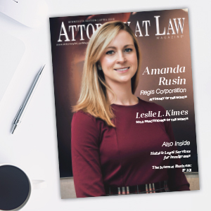 Attorney at Law Magazine Minnesota Vol. 7 No. 4
