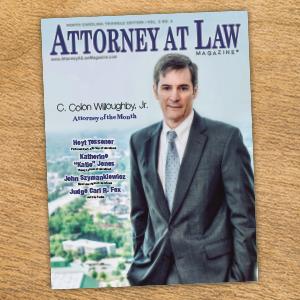 Attorney at Law Magazine NC Triangle Vol. 2 No. 5