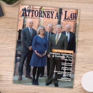 Attorney at Law Magazine NC Triangle Vol. 3 No. 4