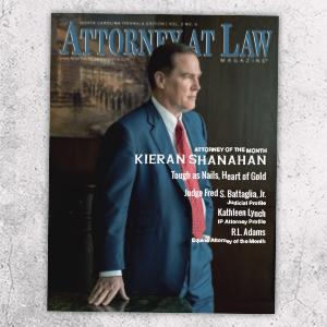 Attorney at Law Magazine NC Triangle Vol. 3 No. 6