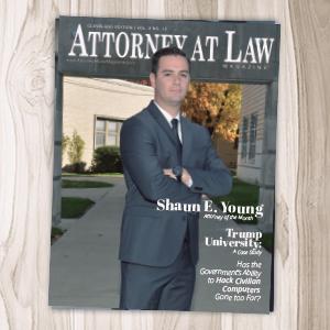 Attorney at Law Magazine NC Triangle Vol. 4 No. 2